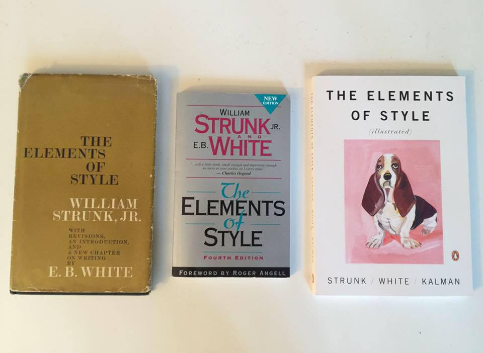Struck and White, the Elements of Style