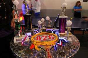 Paddlestar 2015 awards table