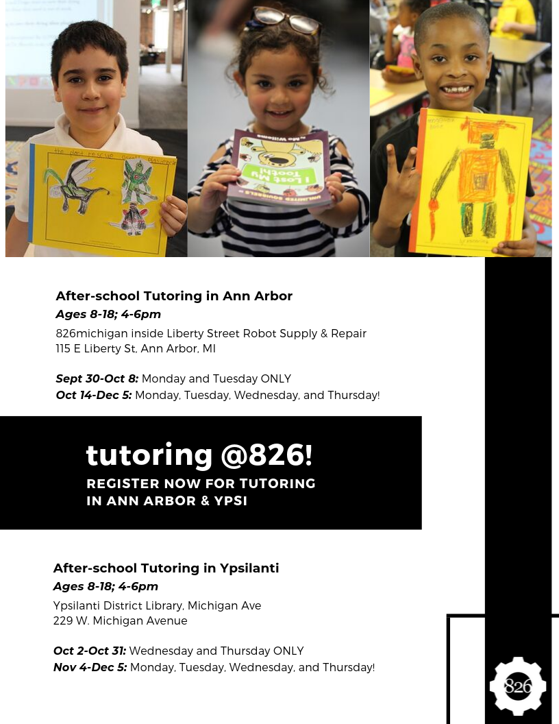 washtenaw county tutoring flyer