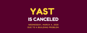 Ypsilanti after-school tutoring is canceled on March 4 due to a building problem.