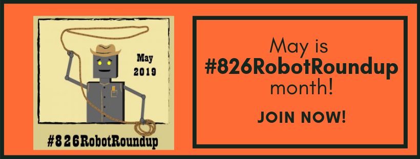 Give now and fuel the next generation of important writers! #826RobotRoundup