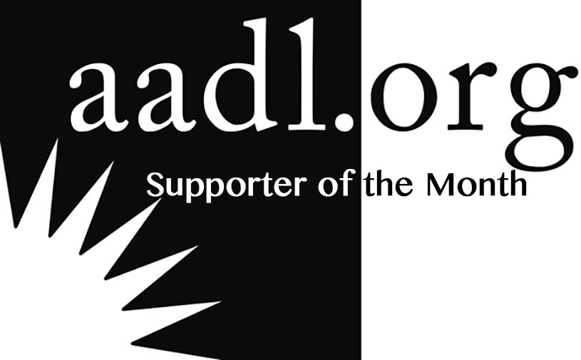 Ann Arbor District Library is Supporter of the Month