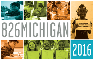 Donate to 826michigan before the end of 2016!