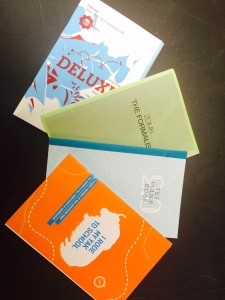 EMU Graphic Design Chapbooks