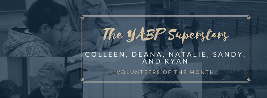 The YABP Superstars