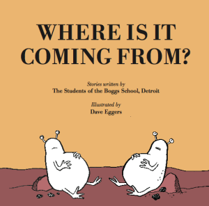 Where Is It Coming From? cover
