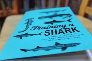 training a shark chapbook