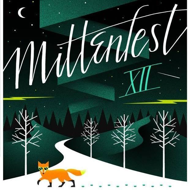 mittenfest xii artwork by jen harley