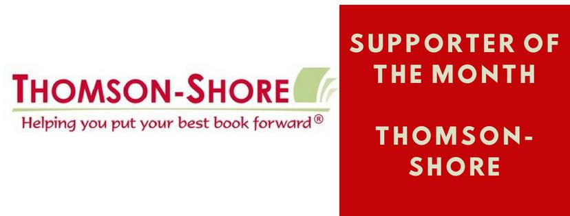 Thompson-Shoreis June's Supporter of the Month!