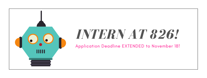 The application deadline is extended from November 1 to November 18! Apply today!